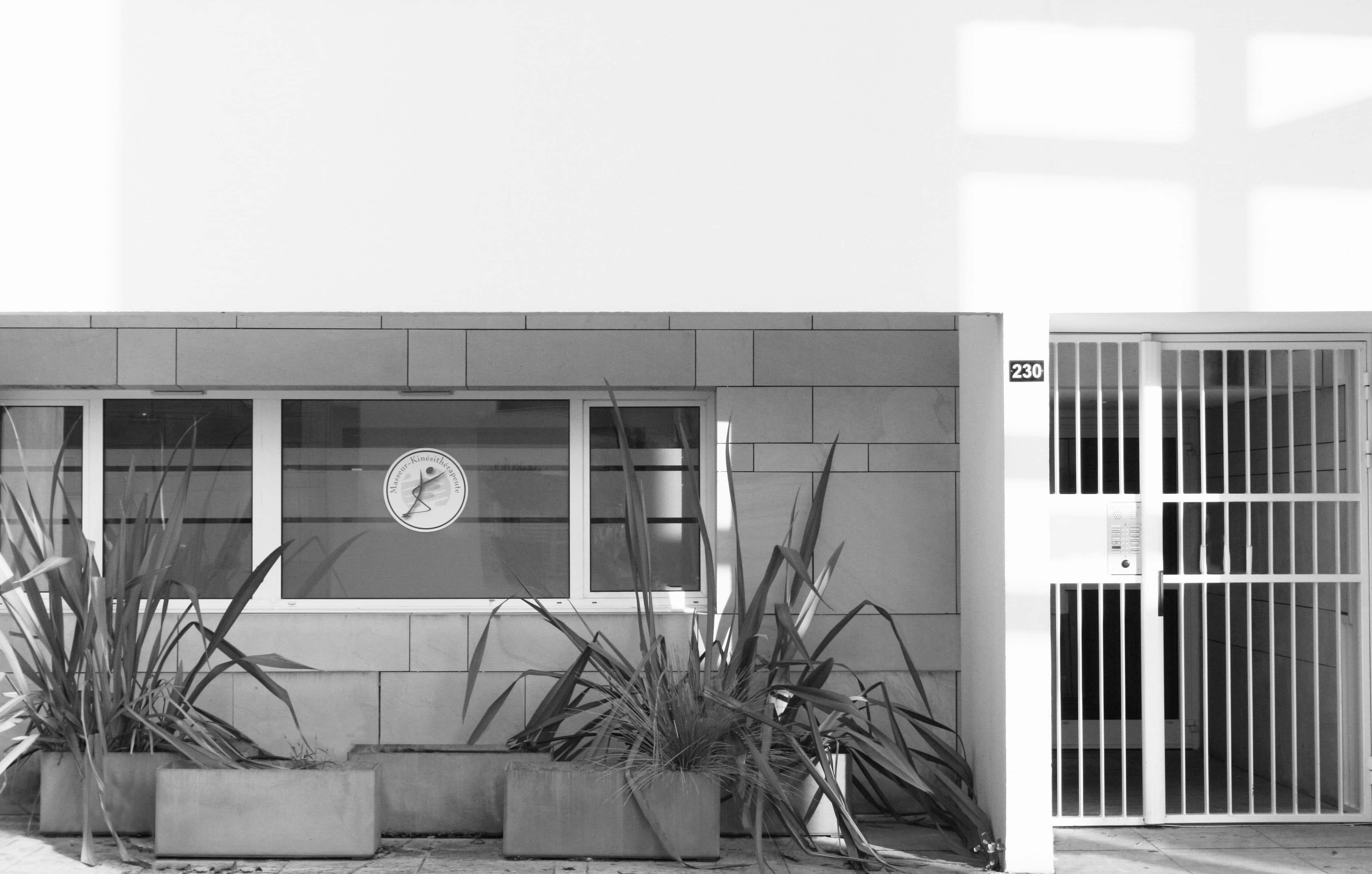Extérieur façade Kiné Centre Pitot